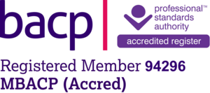 BACP updated Accred logo 2018